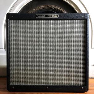 2005 Fender Hot Rod DeVille 410 Guitar Amp