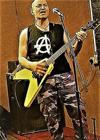 1988 Gibson Flying V90, Matt Dreisin