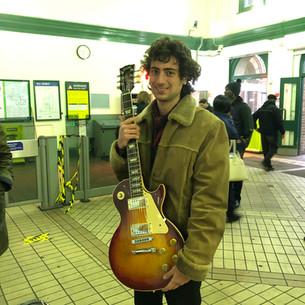 Robert Young's 1989 Gibson Les Paul, Francesco Antonio