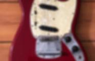 1966 Fender Mustang, Kurt Cobain