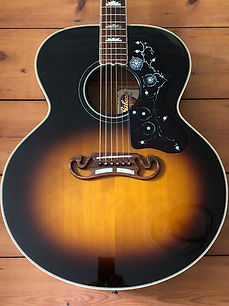 1993 Gibson J-200 100 Years Acoustic Guitar