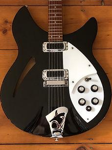 1985 Rickenbacker 330 Semi-Acoustic Guitar