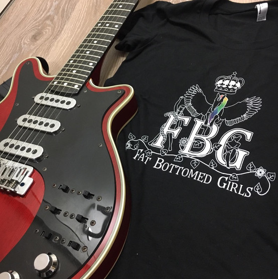 2005 Brian May Guitars BMG Special, Fat Bottomed Girls