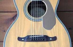 2013 Fender Ron Emory Parlour Guitar