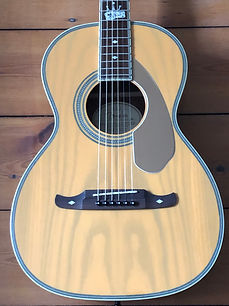 2013 Fender Ron Emory Loyalty Parlour Guitar