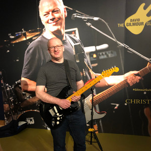 Fender David Gilmour Signature Strat, Mark Ferres