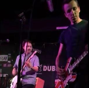 Epiphone Union Jack/Fender Strat, Benjamin Gabe