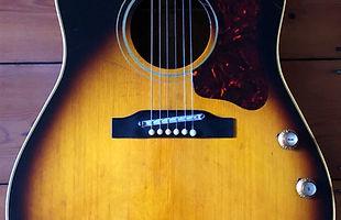 1963 Gibson J-160E The Beatles