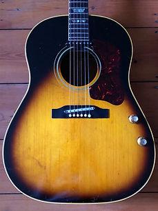 1963 Gibson J-160E Acoustic Guitar