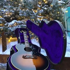 1993 Gibson J-200, Merry Christmas!