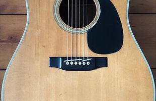 1974 Martin D-28 Acoustic Guitar