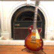 Primal Scream Gibson Les Paul Standard