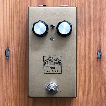 2000s Love Pedal High Power Tweed Twin Overdrive Keith Richards & Neil Young In A Box