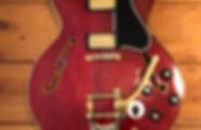 Gibson ES-355TD-SV 1970 Bernard Butler