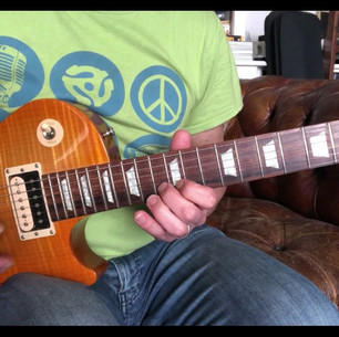 2000 Gibson Gary Moore Les Paul, Parisienne Walkways