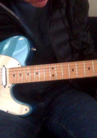 1992 Fender Mexican Telecaster, Lane Greene
