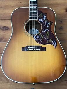 2006 Gibson Hummingbird Electro-Acoustic Guitar