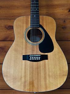 1994 Yamaha FG-411-12 12-String Guitar