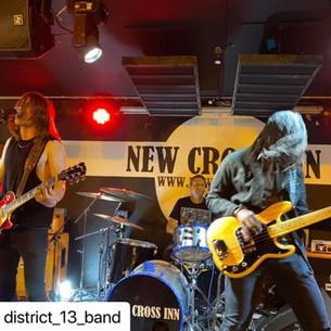 1982 Fender Precision, District 13