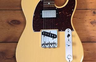 Fender Graham Coxon Telecaster 2011