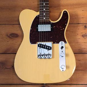 2011 Fender Graham Coxon Telecaster Electric Guitar