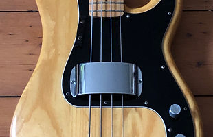 1982 Fender Precision Bass, Nick O'Malley