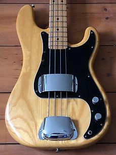 1982 Fender Precision Bass Guitar