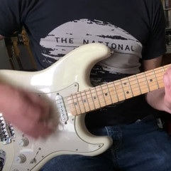 1982 P-Bass vs 2006 Strat, The View From The Afternoon, Arctic Monkeys