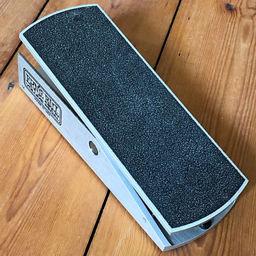 1990s Ernie Ball 6166 Volume Pedal The Classic Volume Pedal, No Batteries Required