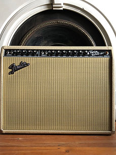 2005 Fender 65 Twin Reverb Guitar Amp
