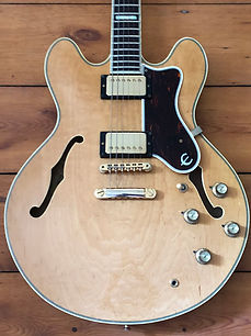 1984 Epiphone Sheraton Semi-Acoustic Guitar