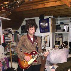1989 Gibson Les Paul, Robert Young, Francesco Buffone