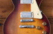 Gibson Les Paul Standard Robert Young Primal Scream
