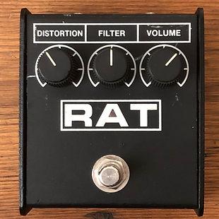 1996 ProCo RAT 2 Overdrive/Distortion