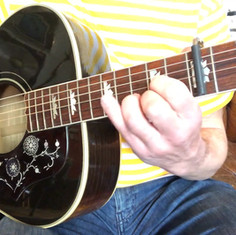 Here Comes The Sun, Gibson J-200