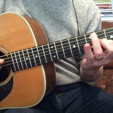 1974 Martin D-28, Travis Picking to Dear Prudence