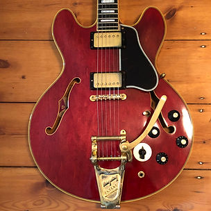 1970 Gibson ES-355TD-SV Semi-Acoustic Guitar