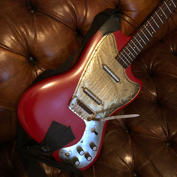 The Vaccines Danelectro Dead On 67