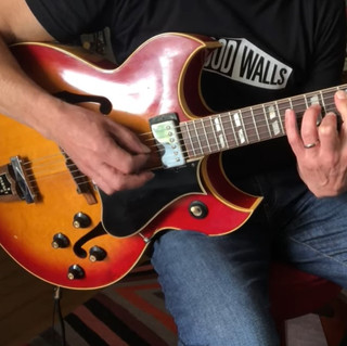 1969 Gibson Barney Kessel Regular, Cry Me A River