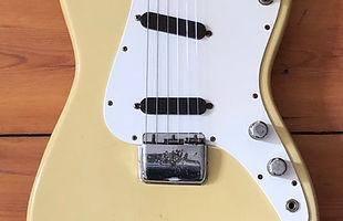 Fender Duo-Sonic 1962 Jimi Hendrix