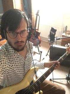 1976 Fender Jazz Bass, Jack Hadley