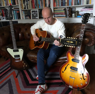 1963 Gibson B-45-12, Noel Gallagher, Richie Moores