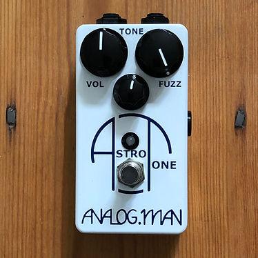 2015 Analog Man Astro Tone Fuzz Classic Retro 60s Fuzz Tones