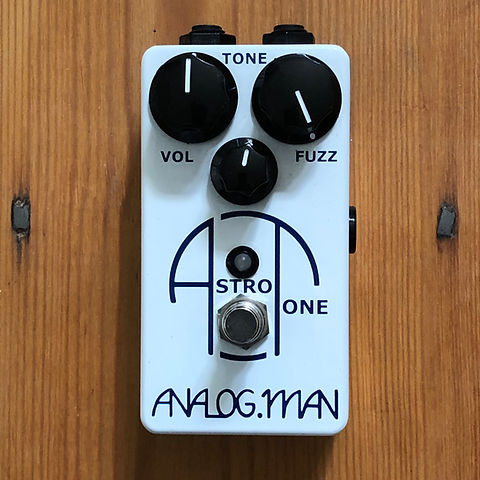 Analog Man Astro Tone Fuzz Pedal