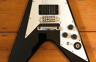 Gibson Flying V Kirk Hammett 2012