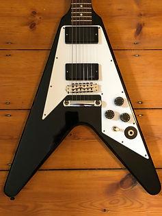 2012 Gibson Kirk Hammett Flying V