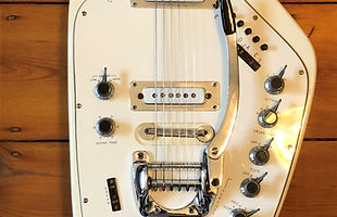 1966 Vox V251 Guitar Organ John Lennon