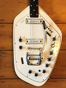 1966 Vox V251 Guitar Organ Electric Guitar