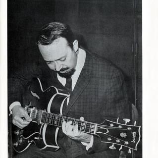 1967 Gibson Barney Kessel Regular Guitar Advertisement