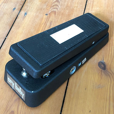 2005 Dunlop Cry Baby Standard Wah The One That Started It All